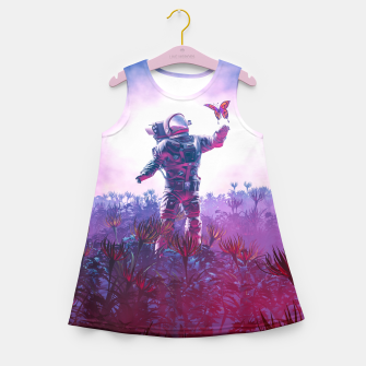 Thumbnail image of The Field Trip Girl's Summer Dress, Live Heroes