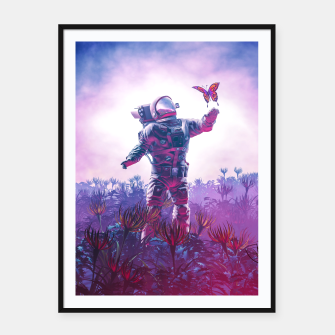 Thumbnail image of The Field Trip Framed poster, Live Heroes
