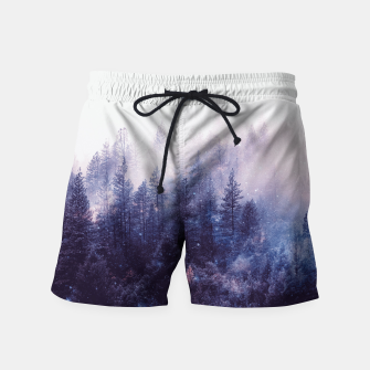 Thumbnail image of Mist Space Swim Shorts, Live Heroes