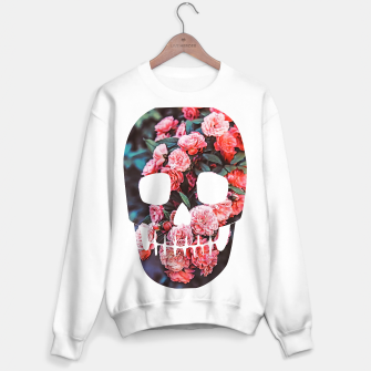 Miniatur Sugar skull Sweater regular, Live Heroes