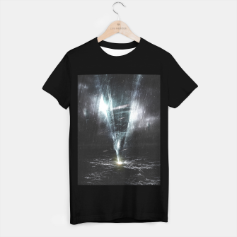 Thumbnail image of We come in peace T-shirt regular, Live Heroes