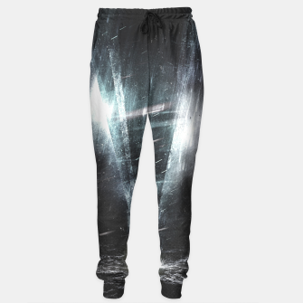 Thumbnail image of We come in peace Sweatpants, Live Heroes
