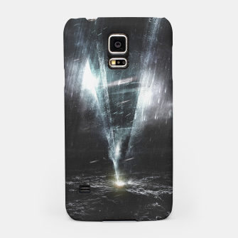 Thumbnail image of We come in peace Samsung Case, Live Heroes