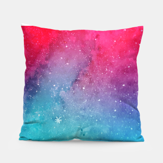 Thumbnail image of Polarlight Galaxy Pillow, Live Heroes