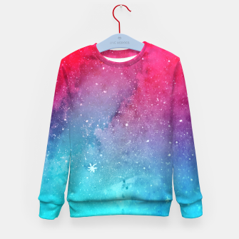 Thumbnail image of Polarlight Galaxy Kid's Sweater, Live Heroes