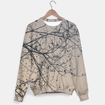 Miniaturka Snowy branches Sweater, Live Heroes