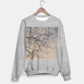 Miniaturka Snowy branches Sweater regular, Live Heroes