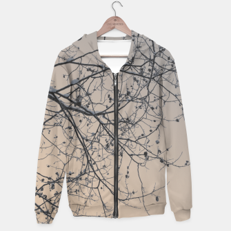 Miniaturka Snowy branches Hoodie, Live Heroes