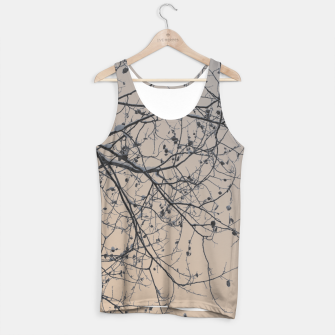 Miniaturka Snowy branches Tank Top, Live Heroes