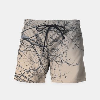 Miniaturka Snowy branches Swim Shorts, Live Heroes