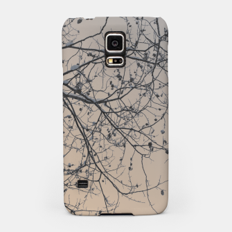 Miniaturka Snowy branches Samsung Case, Live Heroes