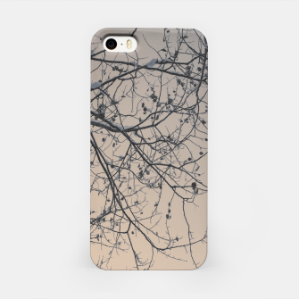 Miniaturka Snowy branches iPhone Case, Live Heroes