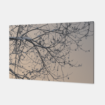 Miniaturka Snowy branches Canvas, Live Heroes