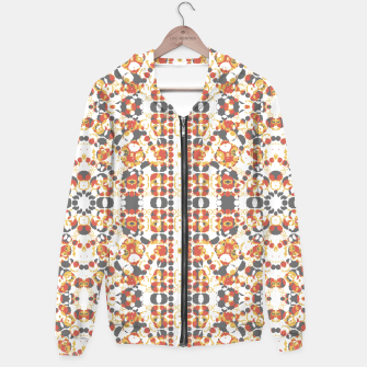 Multicolored Geometric Pattern  Hoodie thumbnail image