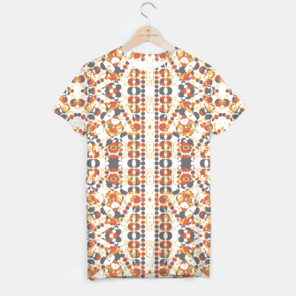 Multicolored Geometric Pattern  T-shirt thumbnail image
