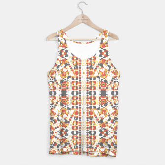 Multicolored Geometric Pattern  Tank Top thumbnail image
