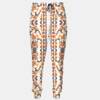 Multicolored Geometric Pattern  Sweatpants thumbnail image