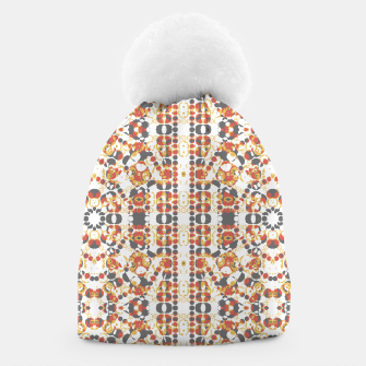 Multicolored Geometric Pattern  Beanie thumbnail image