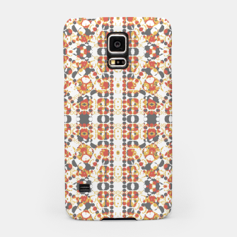 Multicolored Geometric Pattern  Samsung Case thumbnail image