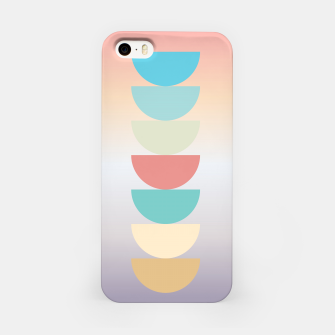 Thumbnail image of pastel love iPhone Case, Live Heroes