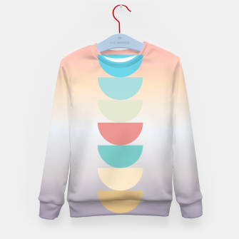 Thumbnail image of pastel love Kid's Sweater, Live Heroes