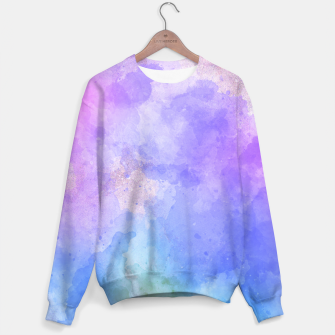 Thumbnail image of Artistc backdrop with splashes of colour Sweater, Live Heroes