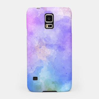 Thumbnail image of Artistc backdrop with splashes of colour Samsung Case, Live Heroes