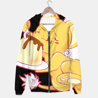 Thumbnail image of Sweets are my valentine kero anime Sudadera con capucha, Live Heroes