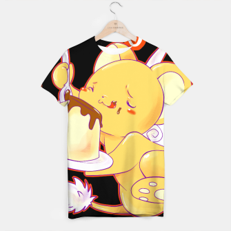 Thumbnail image of Sweets are my valentine kero anime Camiseta, Live Heroes