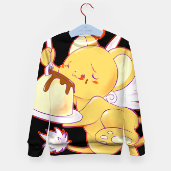 Thumbnail image of Sweets are my valentine kero anime Sudadera para niños, Live Heroes