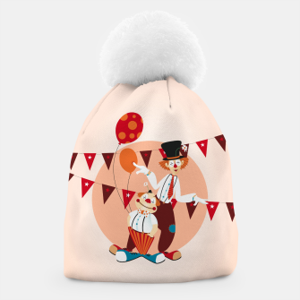 Thumbnail image of Circus clowns – Beanie, Live Heroes