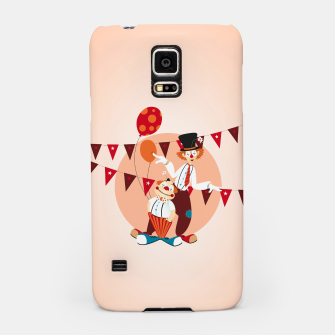 Thumbnail image of Circus clowns – Samsung Case, Live Heroes