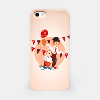 Thumbnail image of Circus clowns – iPhone Case, Live Heroes