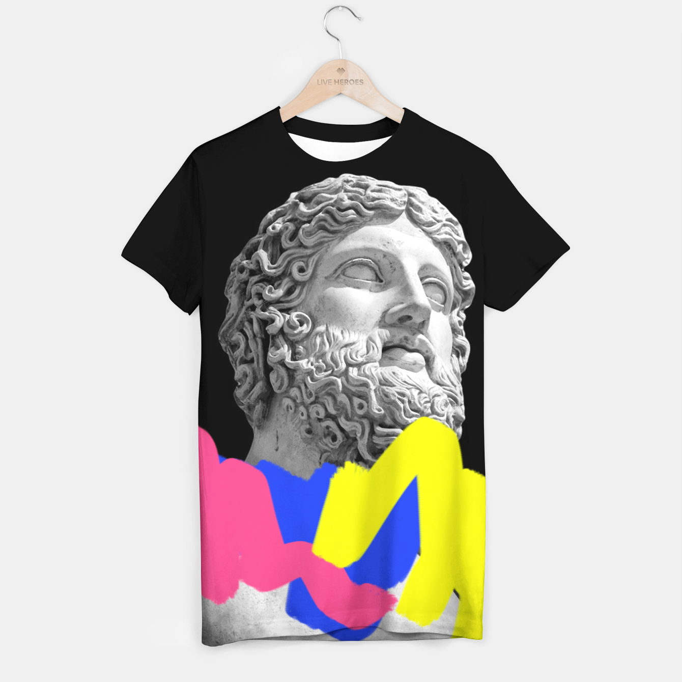 Image of  Diogenes of Sinope T-shirt - Live Heroes
