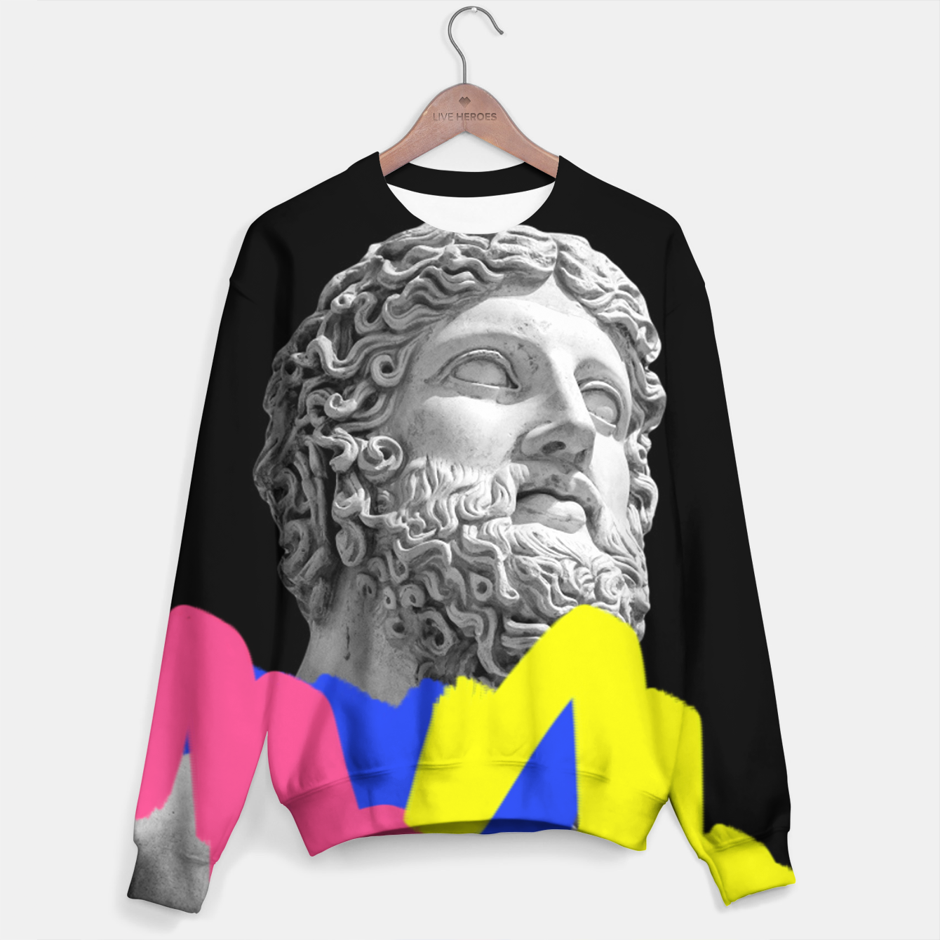 Image of  Diogenes of Sinope Sweater - Live Heroes
