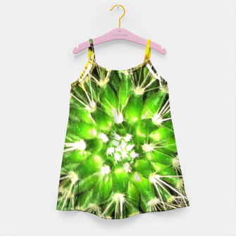 Thumbnail image of Planet Cactus Girl's Dress, Live Heroes