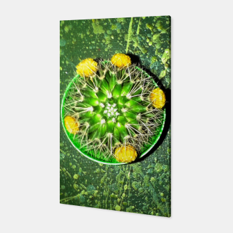Thumbnail image of Planet Cactus Canvas, Live Heroes