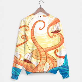 Thumbnail image of The Fisherman Sweater, Live Heroes
