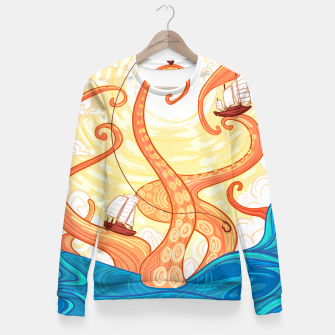 Thumbnail image of The Fisherman Fitted Waist Sweater, Live Heroes