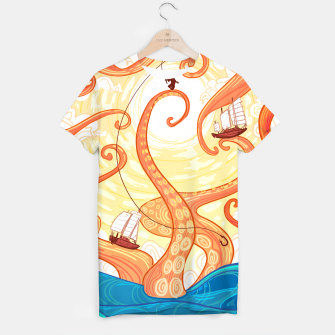 Thumbnail image of The Fisherman T-shirt, Live Heroes