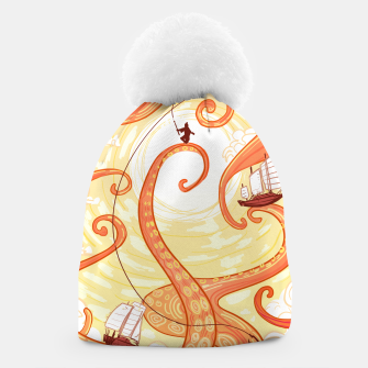 Thumbnail image of The Fisherman Beanie, Live Heroes