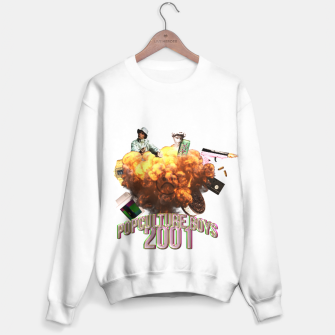 Thumbnail image of popculture boys 2001 Sweater, Live Heroes