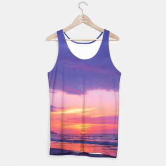 Thumbnail image of Broken sunset by #Bizzartino Tank Top, Live Heroes