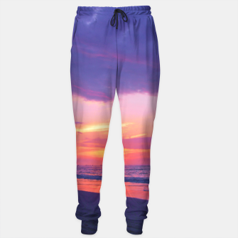Thumbnail image of Broken sunset by #Bizzartino Sweatpants, Live Heroes