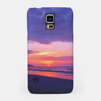 Thumbnail image of Broken sunset by #Bizzartino Samsung Case, Live Heroes