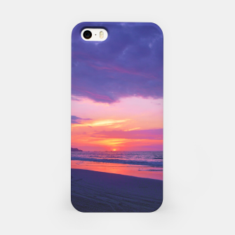 Thumbnail image of Broken sunset by #Bizzartino iPhone Case, Live Heroes