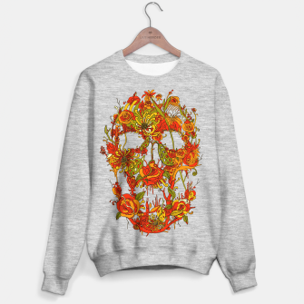 Thumbnail image of Skull Flora Sweater regular, Live Heroes