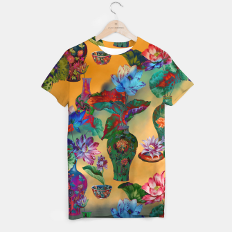 Thumbnail image of Collage LXVIII T-shirt, Live Heroes