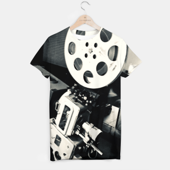 Thumbnail image of Cinema_T-shirt, Live Heroes