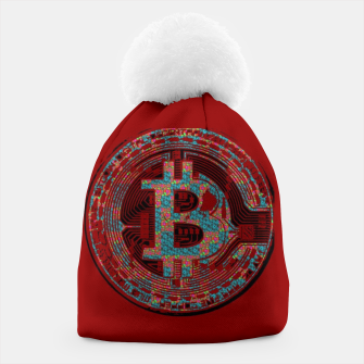 Thumbnail image of Bitcoin Friday 2 Beanie, Live Heroes